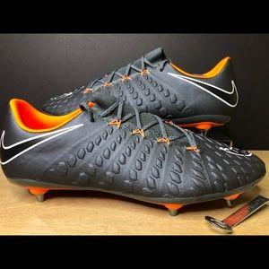 Nike Hypervenom Phantom 3 Elite SG-PRO Soccer